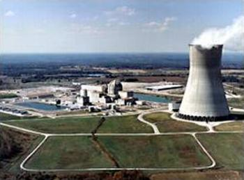 Central nuclear de  Central nuclear de Callaway, EUA, Estats Units
