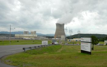 Central nuclear Arkansas Nuclear One-1