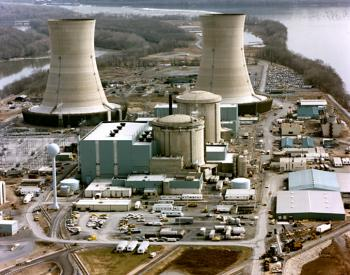 Central nuclear de Three Mile Island, EUA