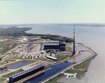 Central nuclear de Brown 's Ferry, EUA